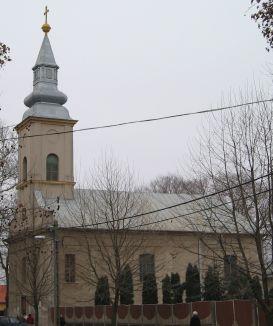 Hajdúböszörményi templom
